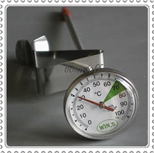 coffee & milk thermometer